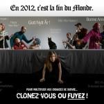"""2012 """"C'est la Fin du Monde"""""""
