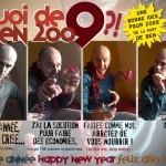 "2009 ""Quoi de neuf en 2009 ?"""
